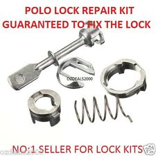 VW POLO Door Lock Repair Kit Font Right /Left Side 6N Hatcback 1997-2002