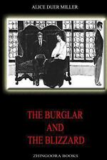 The Burglar and the Blizzard by Alice Miller (2012, Paperback)