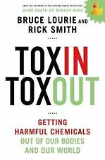 Toxin Toxout: Getting Harmful Chemicals Out of Our Bodies...- Lourie - HARDCOVER