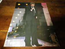 JOHNNY HALLYDAY - Mini poster couleurs 16 !!!!!!!!!!!!!!!
