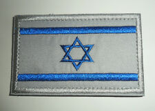 Israeli flags  LOGO Patches ARMY MORALE BADGE  HOOK & LOOP PATCH    sh  777