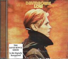 CD 11T DAVID BOWIE LOW 24 BIT DIGITALLY REMASTERED 1999 ENHANCED CD NEUF SCELLE