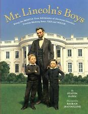 Mr. Lincoln's Boys-ExLibrary