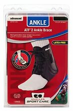Mueller Sports Medicine Anterior Talofibular 2 Ankle Brace Support Black Medium