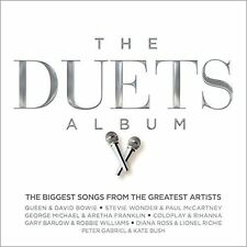 THE DUETS ALBUM 2CD ALBUM SET (May 6th 2016)