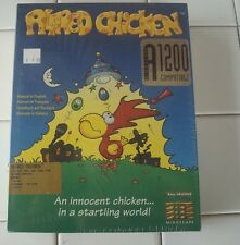 Alfred Chicken For Commodore Amiga, NEW FACTORY SEALED, Mindscape