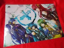 NEW! MIKU HATSUNE VOCALOID EXIT TUNES PRESENTS THE BEST OF otetsu A4 FILE FOLDER