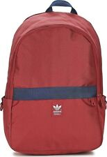 Adidas Originals Essential Backpack AB2675 Rustic Red