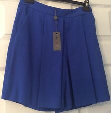 Ladies 'Smart Short' By 'Pied A Terre' HOF - Cobalt Blue - Size 6 - RRP £49!!