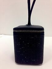 Gucci Purse Small Square With Blk Crystals