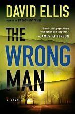 David Ellis: The  Wrong Man (HB/DJ, 1st Edition)