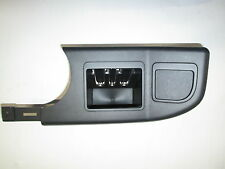 1987-1989 FORD F -150 - 350 RH LOWER INSTRUMENT CLUSTER FINISH PANEL ( BLACK )