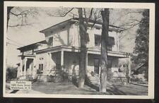 Postcard WATERTOWN New York/NY  Parkview Tourist Home/Inn 1930's