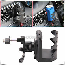 Universal Auto Car Air Vent Mount Beverage Van Drink Cup Can Bottle Holder Stand