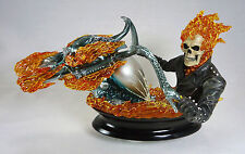 Marvel GHOST RIDER Preview Bust / Statue Ltd Ed. 530/5000