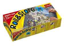 Jumbo large 500-3000 roll up store jigsaw puzzle tapis tube facile de stockage portable