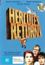 Hercules Returns (DVD, 2008)