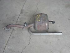 2007 Toyota Yaris Hatchback Exhaust Muffler 81K Genuine OEM