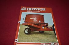 Hesston BP-20 Bale Processor Dealer's Brochure DCPA2