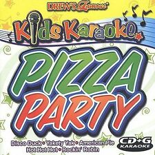 Drew's Famous Kids Karaoke Pizza Party 2003