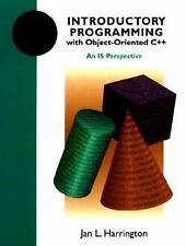 Introductory Programming with Object-Oriented C++ : An IS Perspective