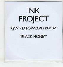 (ET348) Ink Project, Rewind Forward Replay / Black Honey - DJ CD