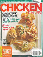 bh&g CHICKEN DINNERS & ALLRECIPES 2pk 2015 Meatball Dishes All Recipes Desserts