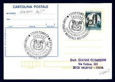 ITALIA REP. - Cart. Post. - 1983 - Da Como a Milano - CASTELLI D'ITALIA - 200 li