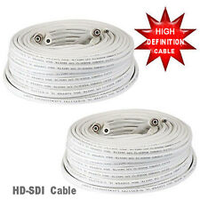 Amview  Premade RG59 Combo Siamese CCTV Coaxial BNC Cable for HD-SDI Camera a1