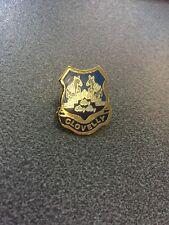 Clovelly - Metal UK Tourism Badge