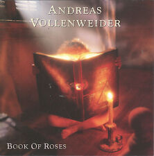 Book of Roses by Andreas Vollenweider (CD, 1992 Columbia) 16 Episodes/4 Chapters