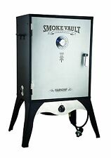 "Camp Chef Smoker 24"" Smoke Vault Extra Large with Stainless Door and Adjustab..."