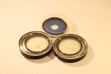 JOB LOT 3X OF HOYA 49mm FILTERS (DIFFUSER CS COLOR SPOT BLUE)