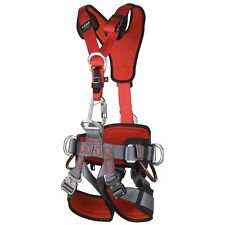 CAMP GT ANSI Fullbody Fall Arrest Rope Access Harness