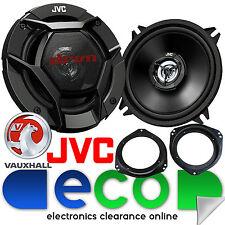Vauxhall Vivaro 2001-2014 JVC 13cm 5.25 Inch 520 Watts 2 Way Front Door Speakers
