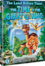 """The Land Before Time III (3) """"The Time of the Great Giving"""" (DVD 1995) Region 2*"""