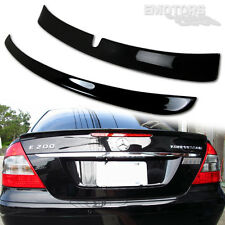 PAINTED MERCEDES BENZ W211 E CLASS L TYPE  ROOF & A TRUNK SPOILER E350 2005