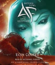 The Opal Deception Artemis Fowl, Book 4