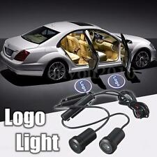 2x LED Car Step Door Welcome Laser Projector Logo Ghost Shadow Light For Dodge