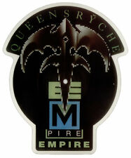 QUEENSRYCHE EMPIRE Limited Edition Shaped VINYL Picture Pic Disc + Backing Card
