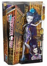 MONSTER High Boo York GALA ghoulfriends ELLE eedee figlia del robot-NUOVO