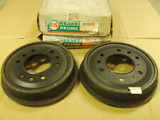 1956 1957 1958 1959 1962 1966 FORD TRUCK F 350 1 TON BRAKE DRUMS FRONT NOS NEW