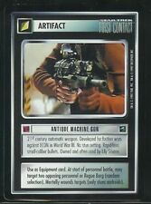 Star Trek First Contact Rare Antique Machine Gun NM/M