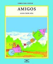 Amigos  Friends (Libros Para Contar (Little Books)) (Spanish Edition)