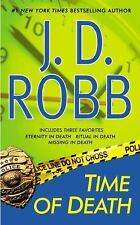 Time of Death (In Death) by Robb, J. D., Good Book