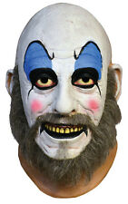 Halloween LifeSize Costume CAPTAIN SPAULDING LATEX DELUXE MASK Haunted House