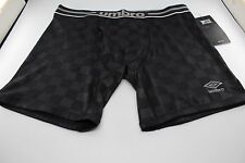 Mens Umbro Comfort Control Performance Boxer Brief Small Medium Large XL