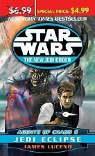 Agents of Chaos II: Jedi Eclipse (Star Wars: The New Jedi Order, Book -ExLibrary