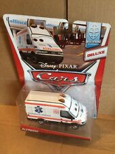 "DISNEY CARS DIECAST - ""Alfredo"" - Deluxe - Combined Postage"