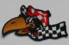 Patch écusson MR. HORSEPOWER bird oiseau Neuf